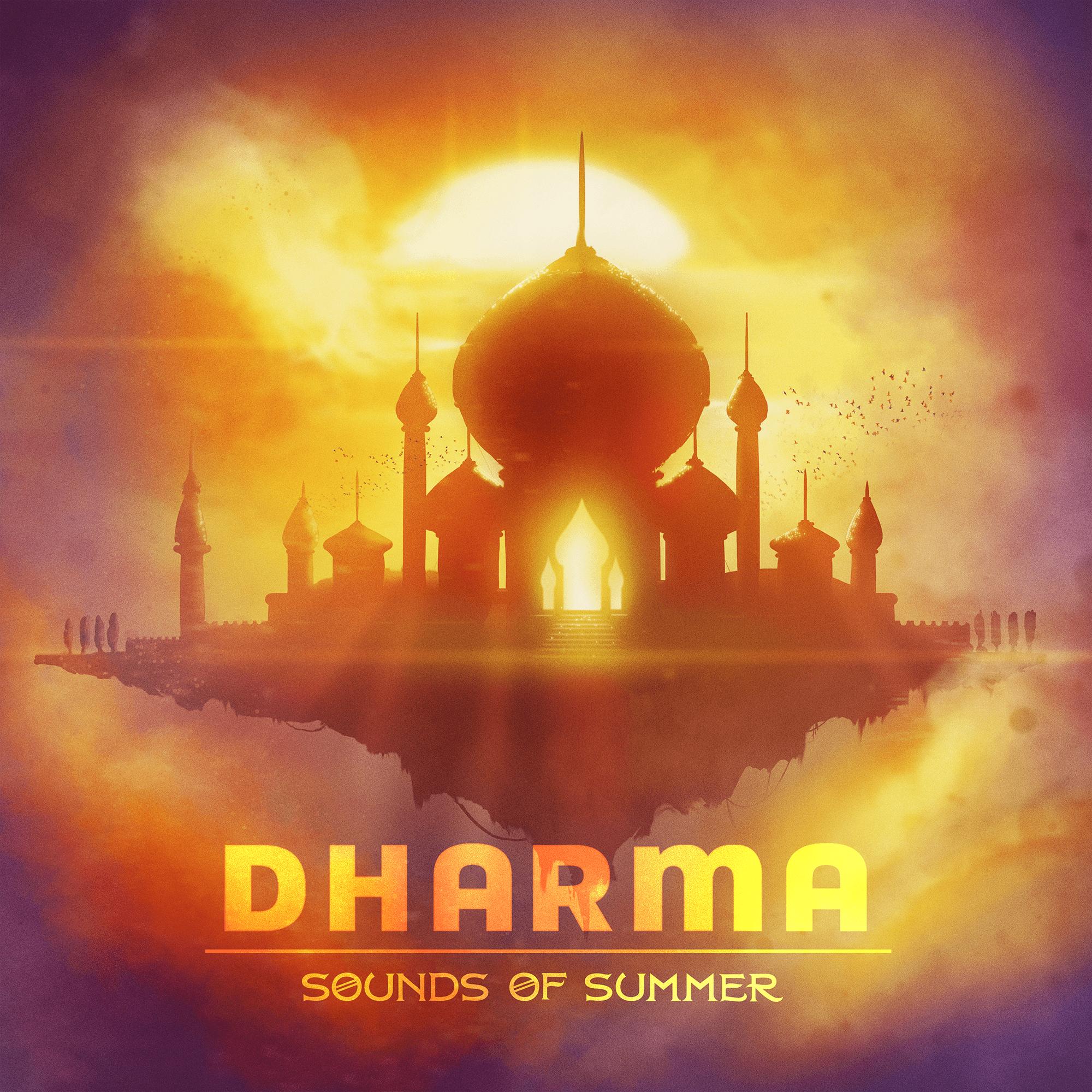 "KSHMR Releases First-Ever Compilation LP, ""Dharma: Sounds Of Summer"" On Dharma Worldwide ile ilgili görsel sonucu"