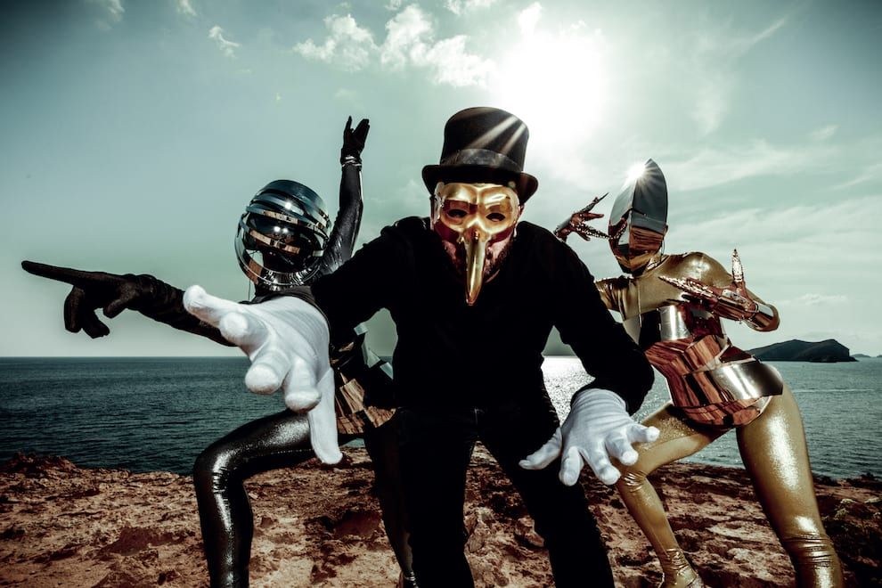 Claptone Presents: 'The Masquerade' At Pacha Ibiza Moves To ...