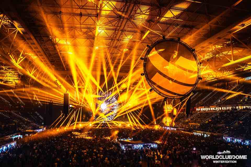 "BigCityBeats WORLD CLUB DOME ""Night of Light"" Edition   IhouseU.com"