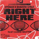 Otosan x Shadow Child - Right Here (feat Carrie Baxter)(FINAL ARTWORK)